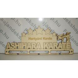 Ashihara karate névre szóló