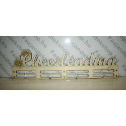 Cheerleading 4 osztás 2 soros