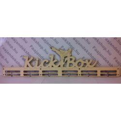kick box 6 osztásos  2 sor