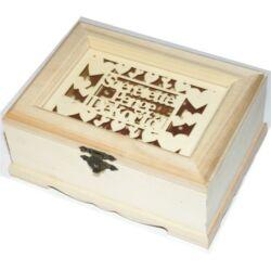 Egyedi feliratos doboz