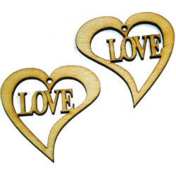 Love fülbevaló